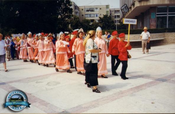 Corul Ghindaresti